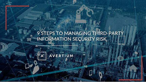 9 Steps to Managing 3rd Party Security Risk-3